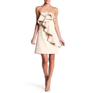 Few Moda Bandeau Ruffle Dress